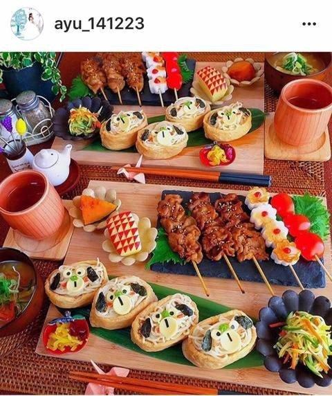 12.jpg 한달 식비 약 35만원이라는 어느 일본 가정 밥상